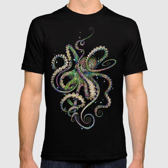 Octopsychedelia T-shirt