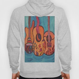 3 Guitars Hoody