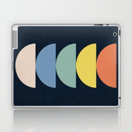 Abstract Flower Palettes Laptop & iPad Skin