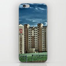 View from a Korean Bullet Train iPhone & iPod Skin