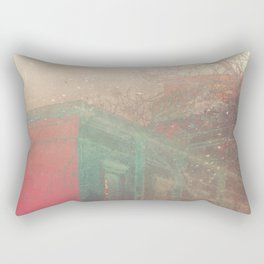 Hollowed Relic Rectangular Pillow
