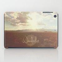 wanderlust iPad Cases featuring Wanderlust by Ed Burczyk