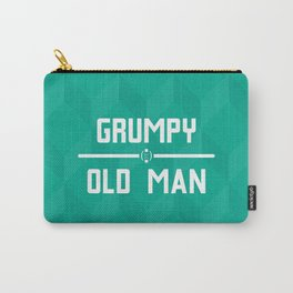 Grumpy Old Man Carry-All Pouch