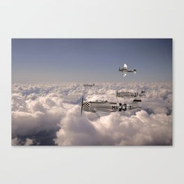 Thunderbolts Canvas Print