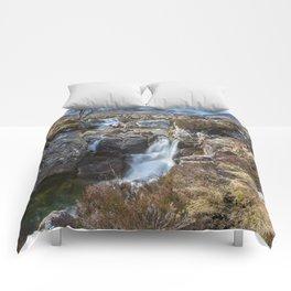 Glencoe Falls Comforters