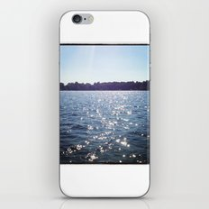 Sparkle Water Color Photography iPhone & iPod Skin