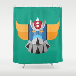 Grendizer - Ufo Robot Shower Curtain