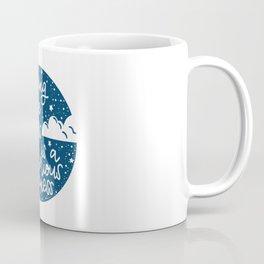 Staring at the Stars Coffee Mug