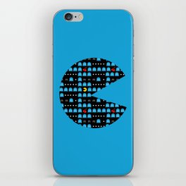 Pac Infinite iPhone Skin