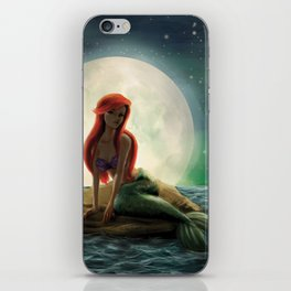 La Sirenita iPhone Skin