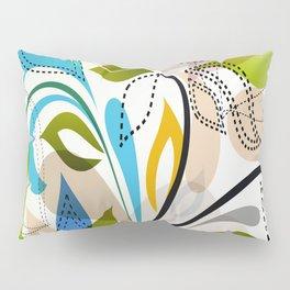 ornamental flowers Pillow Sham