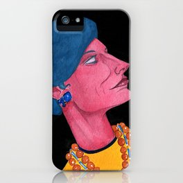 Good Looking Stranger I iPhone Case
