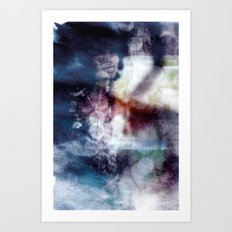 a arte do inacabável Art Print