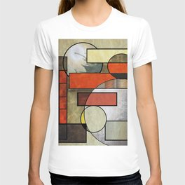 Falling Industrial T-shirt