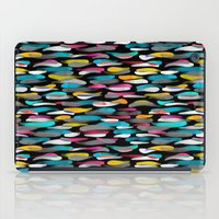 stripes iPad Cases featuring Stripes by Meryl Pardoen