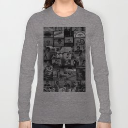 The Protectors of Hollywood Boulevard Long Sleeve T-shirt