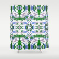 camo Shower Curtains featuring Camo Moda by LesImagesdeJon