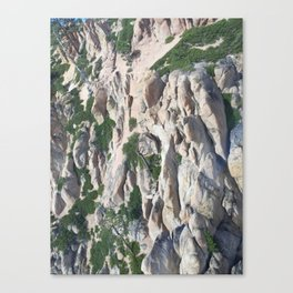 Rugged Sierras II Canvas Print