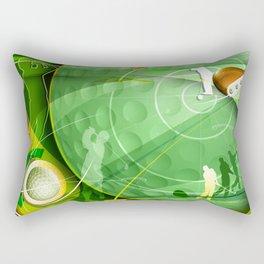 Golf Anyone? Rectangular Pillow