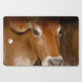 MOOdy Cow Cutting Board