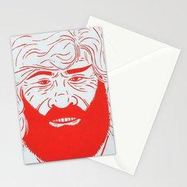 Il Terrore della Montagna Stationery Cards