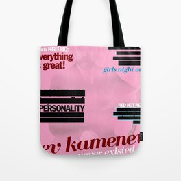 Cosmarxpolitan, Issue 12 Tote Bag