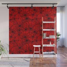 Demon Webs Wall Mural