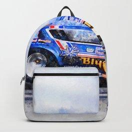 Raymond Beadle, Blue Max Backpack