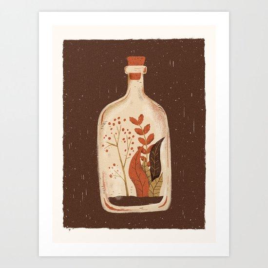 merak #3 Art Print