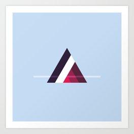 Geometriangle vol. 3 Art Print