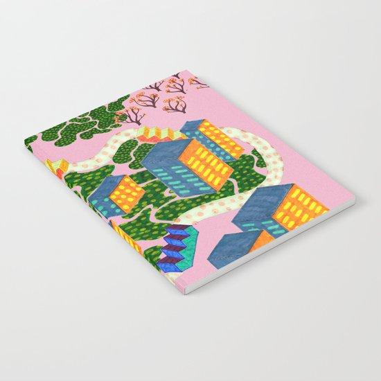 Höghus Notebook