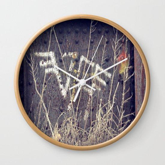 VH Wall Clock