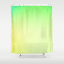 LIME / Plain Soft Mood Color Blends / iPhone Case Shower Curtain