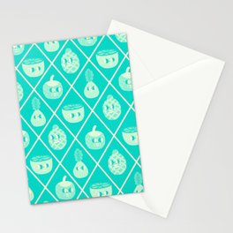 Fruit and Friends Stationery Cards