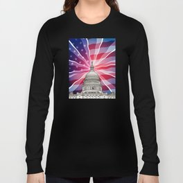 The World of Politics Long Sleeve T-shirt