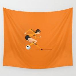 Johan Cruyff turn Wall Tapestry