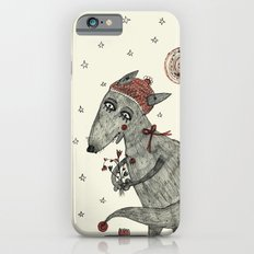 Grandma Wolf iPhone 6s Slim Case