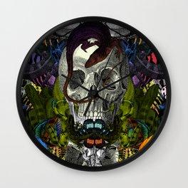 Grayskull Wall Clock