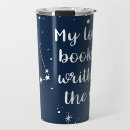 CAPRICORN: Written in the Stars Travel Mug
