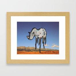 Dream Soul Framed Art Print