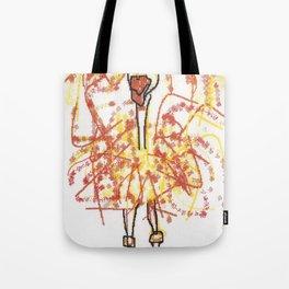 Sally Rand Tote Bag