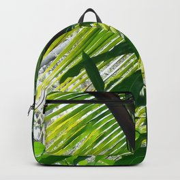 Coconut Palm Backpack