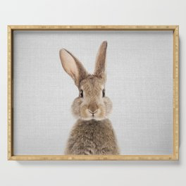 Rabbit - Colorful Serving Tray