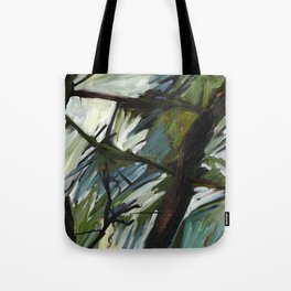 In The Branches Tote Bag
