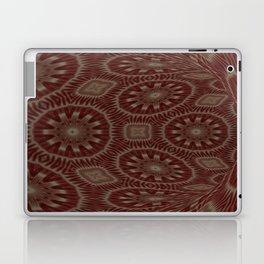 Mandalic Tunnel 1 Laptop & iPad Skin