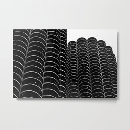 Honeycombs Metal Print