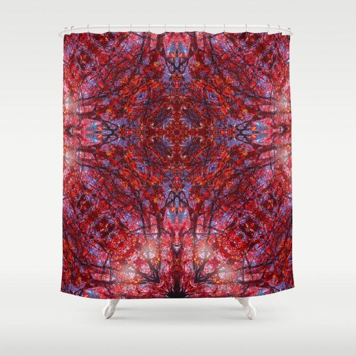 Seventh Heaven's Gate Shower Curtain