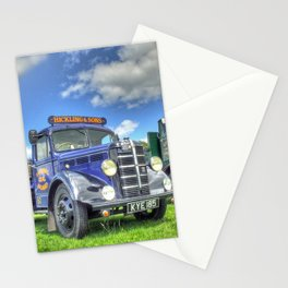 Bedford Dropside Tipper Stationery Cards