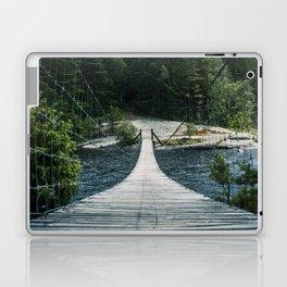 Across Laptop & iPad Skin
