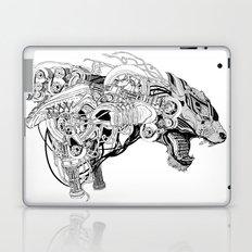 Roaring beast Laptop & iPad Skin
